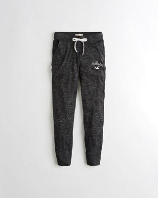 Logo Mid-Rise Joggers