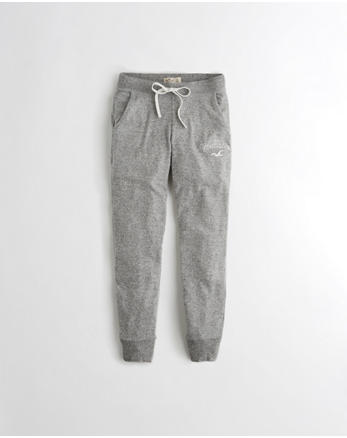 hol Logo Mid-Rise Joggers