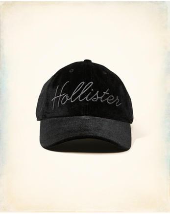 hol Velvet Dad Hat