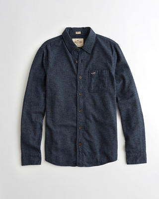 Stretch Flannel Shirt