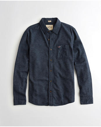 hol Stretch Flannel Shirt