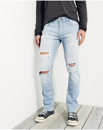 hol Advanced Stretch Skinny Jeans