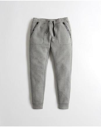 hol Skinny Neoprene Jogger Pants