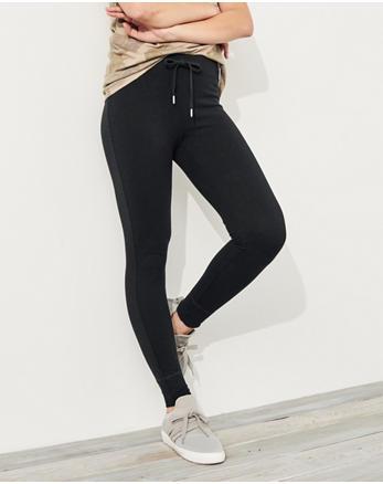 hol Ultra High-Rise Fleece Leggings