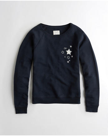 hol Logo Crewneck Sweatshirt