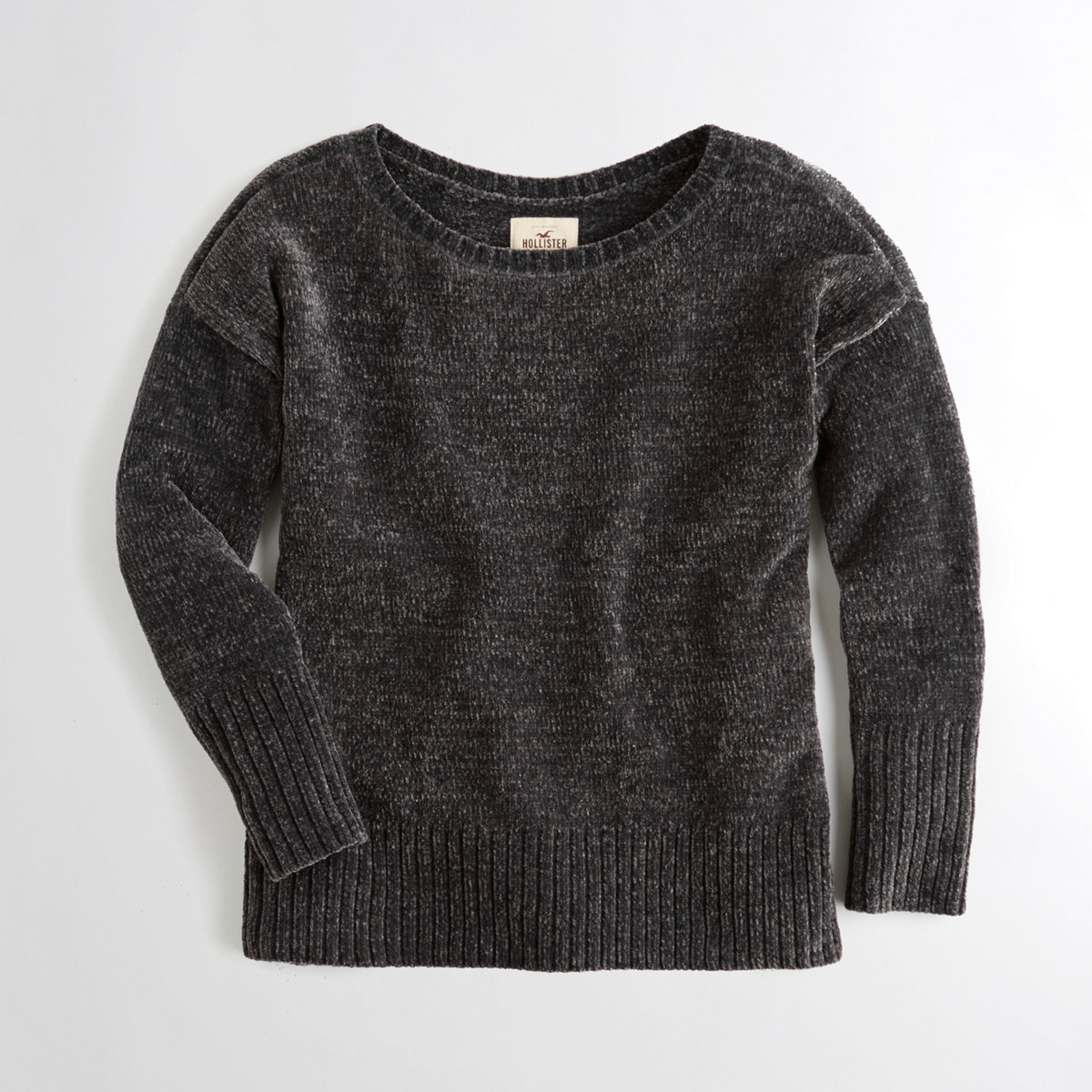 Oversized Chenille Sweater