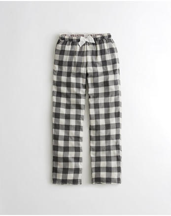 hol Boyfriend Flannel Sleep Pants