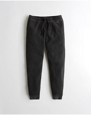 hol Hollister Feel Good Fleece Super Skinny Jogger Pants