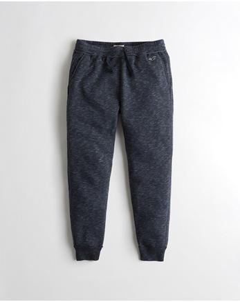 hol Hollister Feel Good Fleece Super Skinny Jogger Pants