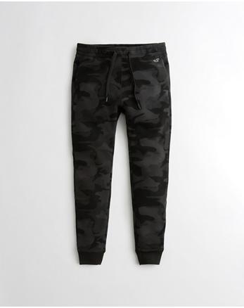 hol Extreme Skinny Fleece Jogger Pants
