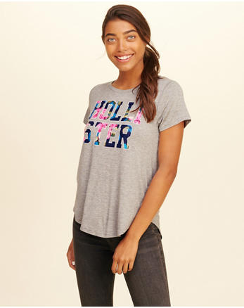hol Easy Graphic Tee