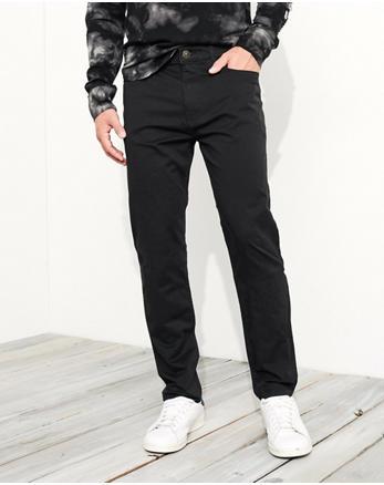 hol Epic Flex Skinny 5-Pocket Twill Pants