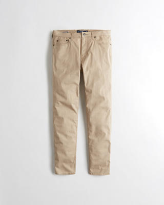 Epic Flex Skinny 5-Pocket Twill Pants