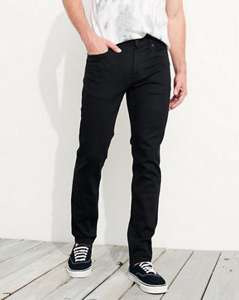 Advanced Stretch Skinny No Fade Jeans