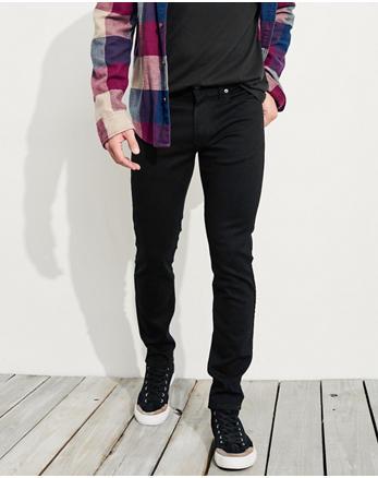 hol Advanced Stretch Super Skinny No Fade Jeans