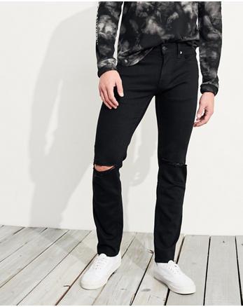 hol Advanced Stretch Skinny No Fade Jeans
