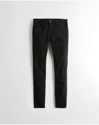 hol Advanced Stretch Extreme Skinny No Fade Jeans