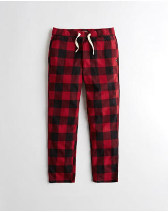 hol Stretch Flannel Pants