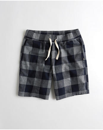 hol Stretch Flannel Shorts