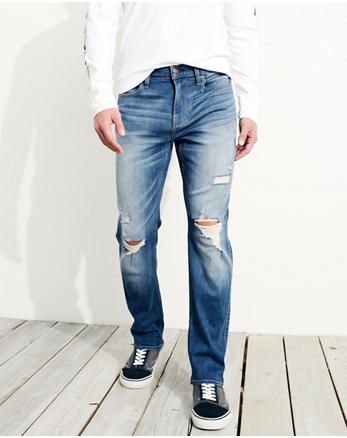 hol Epic Flex Athletic Skinny Jeans