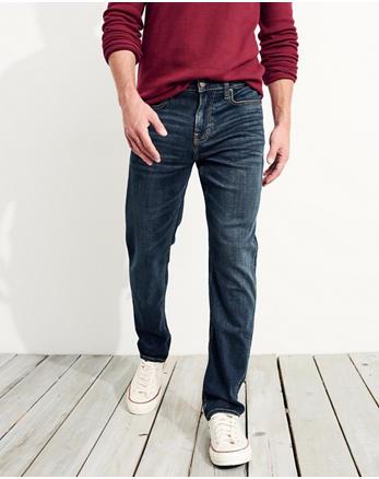 hol Advanced Stretch Athletic Skinny Jeans
