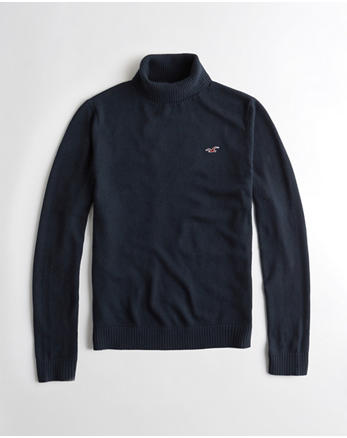 hol Turtleneck Icon Sweater