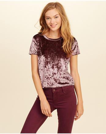 hol Velvet Baby T-Shirt