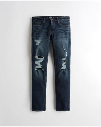 hol Epic Flex Slim Straight Jeans
