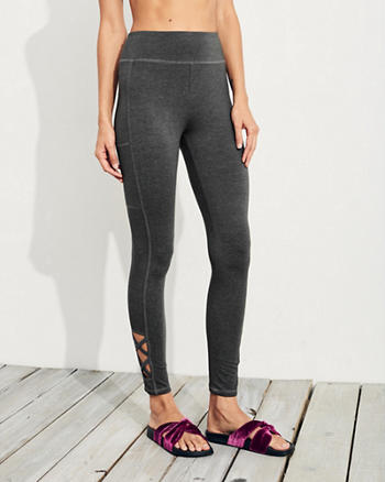 Ultra High-Rise Jersey Leggings