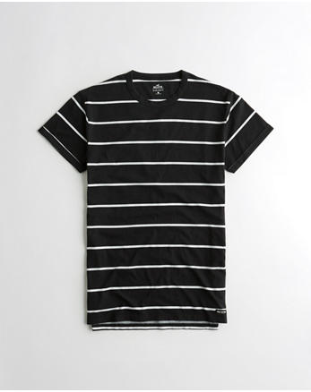 hol Must-Have Longline T-Shirt