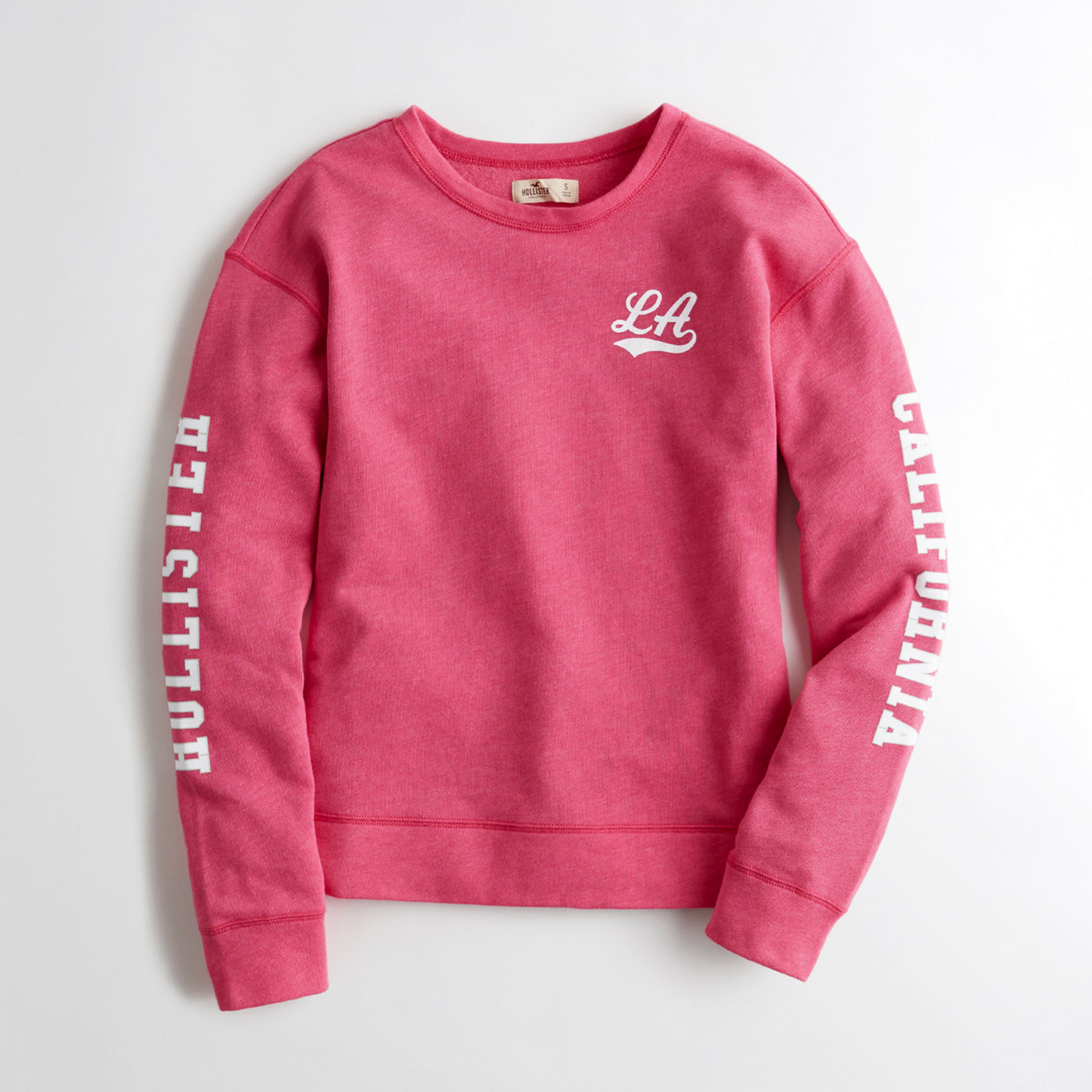 Logo Graphic Crewneck Sweatshirt