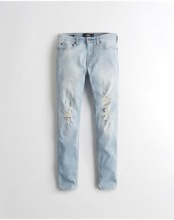 hol Advanced Stretch Super Skinny Jeans