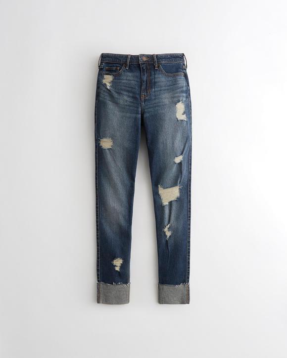81733ffb1e Vintage Stretch High-Rise Super Skinny Jeans