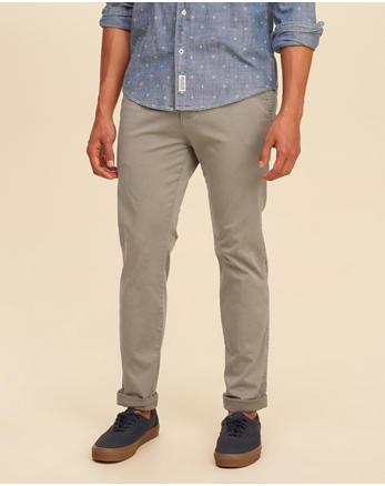 hol Advanced Stretch Super Skinny Chino Pants