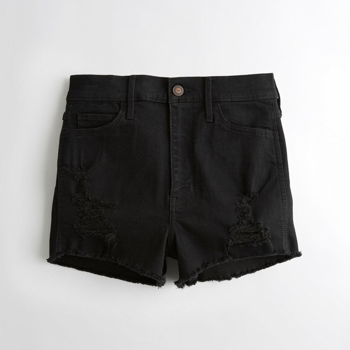 Ultra High-Rise Short-Shorts
