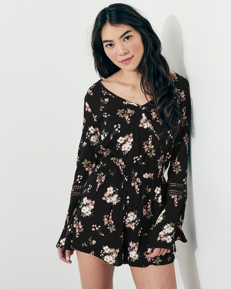 Rompers and Dresses