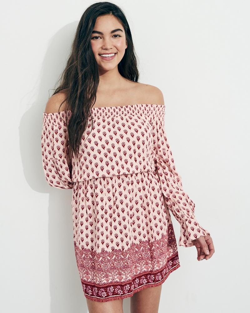 Neon Purple Beach Dress
