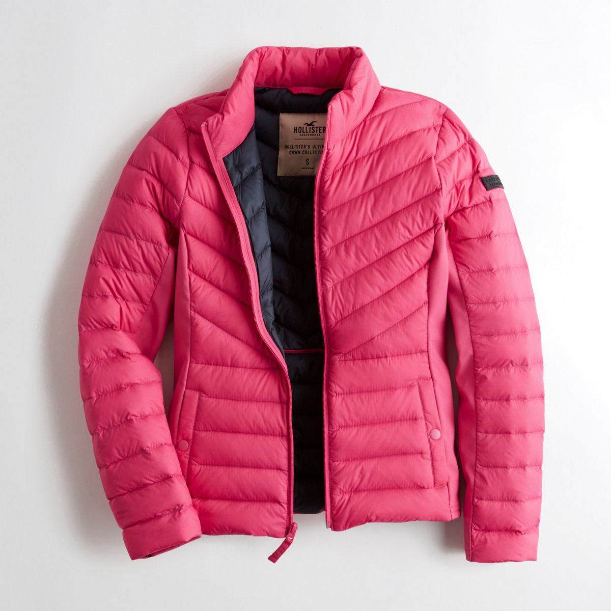 Hollister Ultimate Down Lightweight Jacket