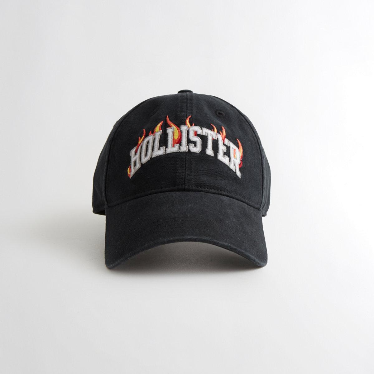 Flame Logo Dad Hat