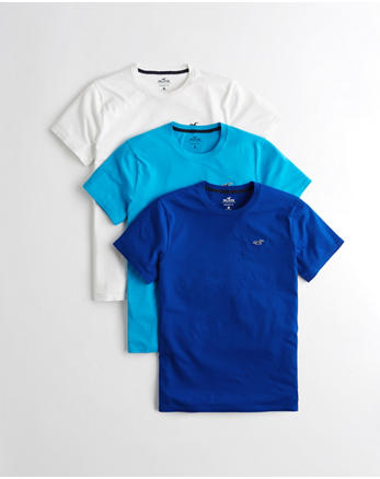 hol Must-Have Crewneck T-Shirt 3-Pack
