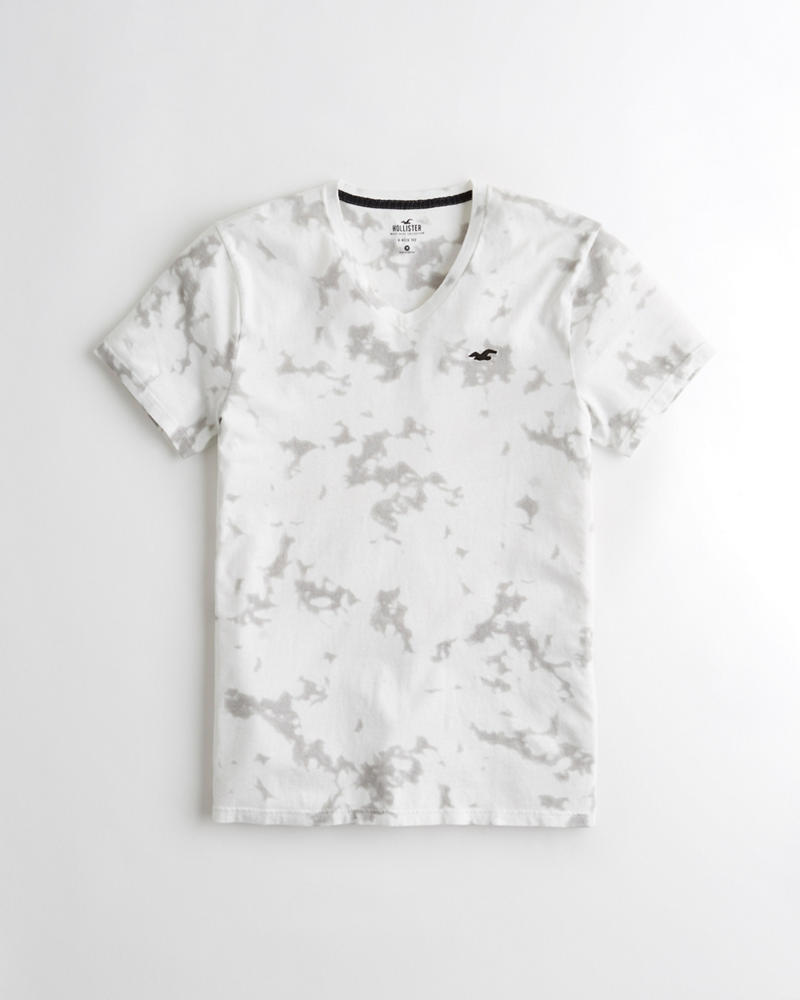 Qualified Hollister Ladies T-shirt S Kids' Clothes, Shoes & Accs. T-shirts & Tops 8