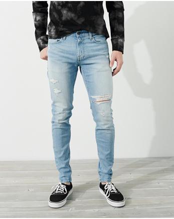 hol Hollister Epic Flex Super Skinny Jeans