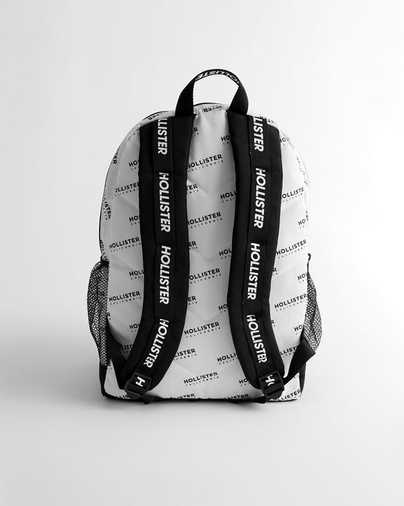 Logo Backpack by Hollister