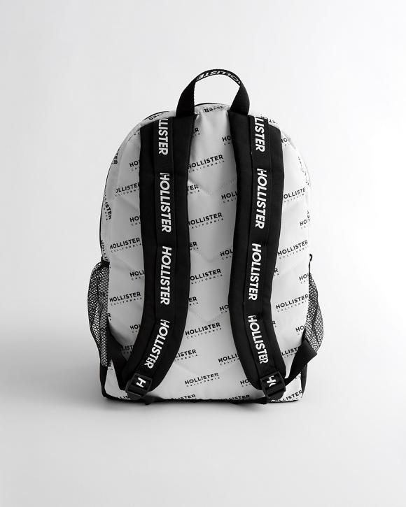 Logo Backpack by Hollister