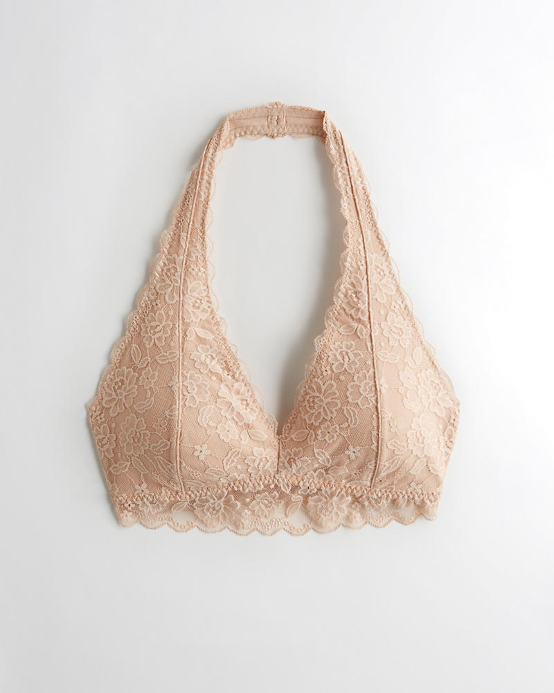 d3dc8adf1b9 Gilly Hicks · Bralettes · Halter. Lace ...
