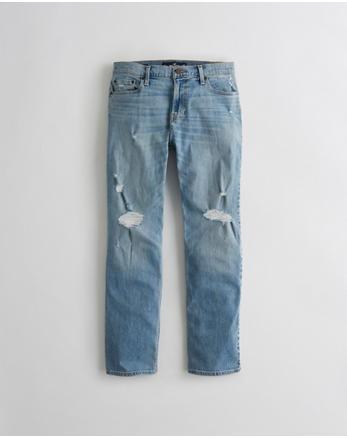 Jeans rectos holgados a1a02a8290a8