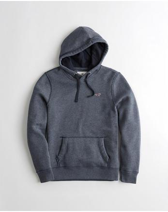 vans hoodie herr