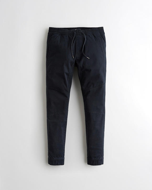 Advanced Stretch Twill Super Skinny Jogger Pants | Tuggl