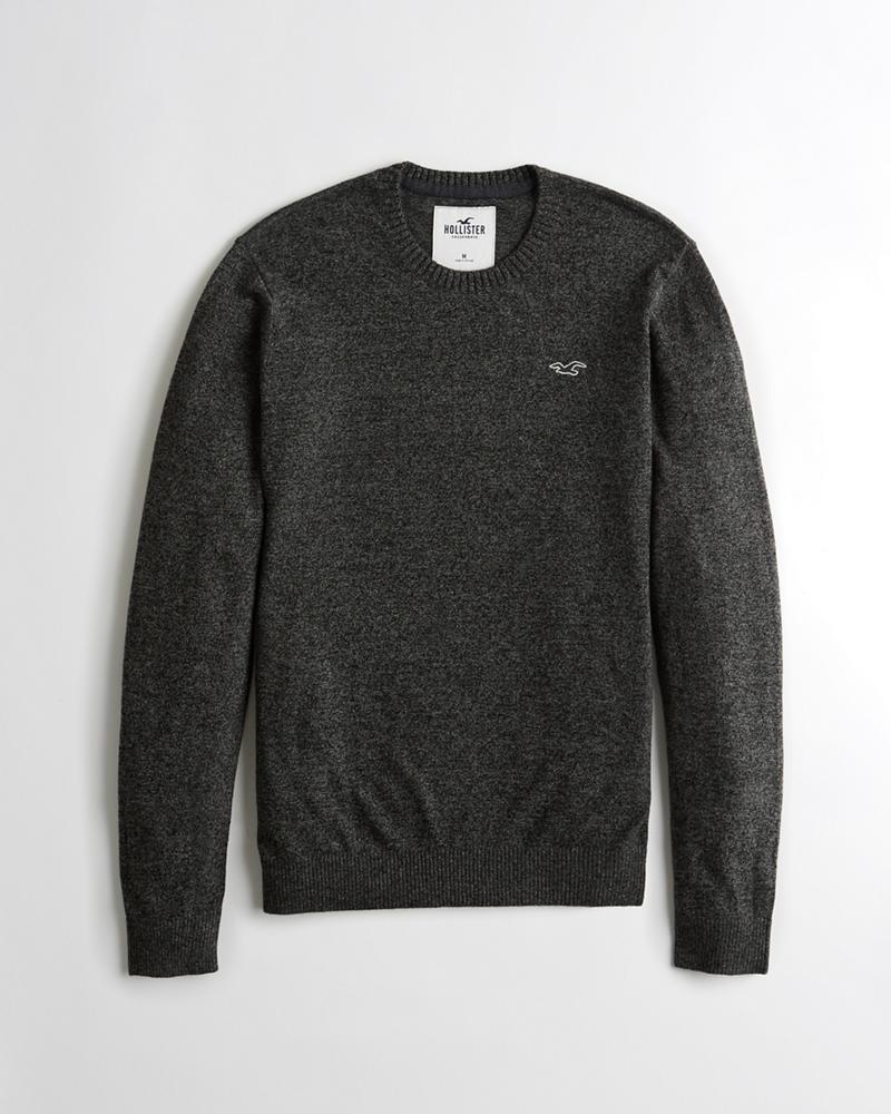 a9ebc224dce4d8 Hollister Lightweight Crewneck Sweater | Hollister Gift Guide ...