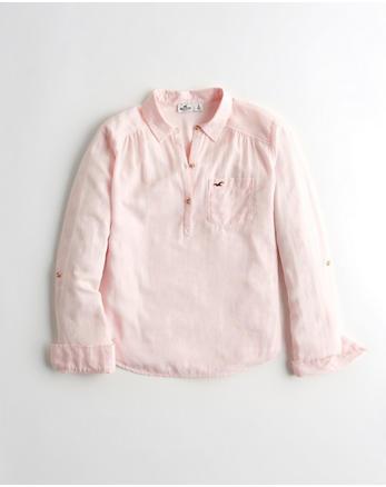 Camisa sin cierres tejida c9edb7c2e7a